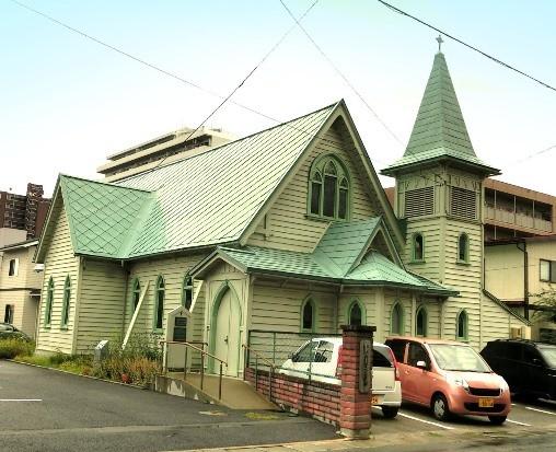 山形市_山形聖ペテロ教会 (2)
