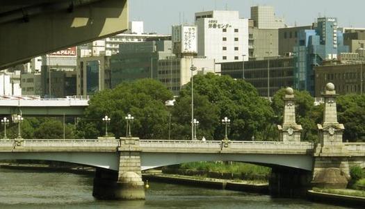 大阪_難波橋 (2)
