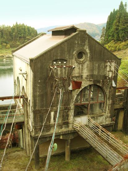 旧八百津発電所 (5)