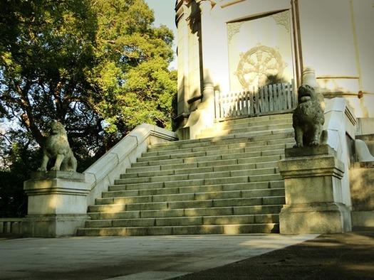 聖教殿_狛犬 (2)
