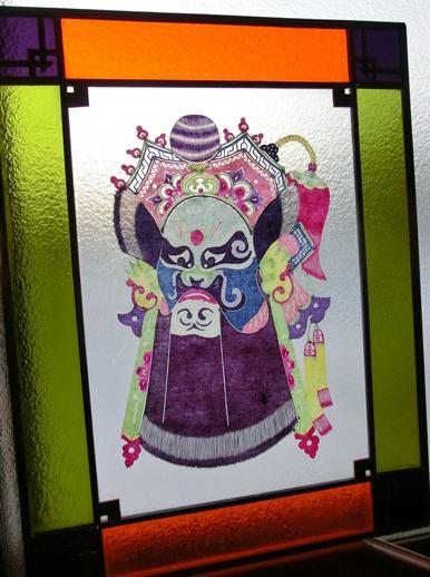 中国剪紙コラボ (4)