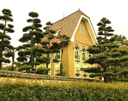 ステンドグラスin耕三寺書院 (2)