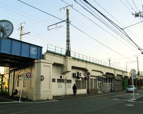 横浜市鶴見区生麦_国道駅0112