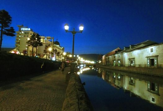 小樽運河 (4)