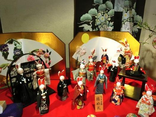 布遊び_うさぎの結婚式 (1)
