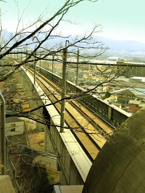 秋和の新幹線絶景スポット (8)