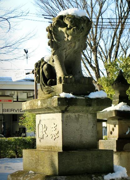 長野県松本市丸の内10-37_松本神社_松本式狛犬 (7)