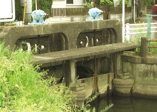 行田市_玉野用水取入樋管 (3)