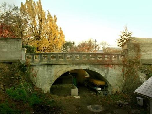 上田城跡公園水泉橋 (1)