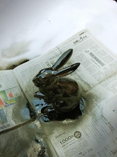 ウサギとカメ (3)
