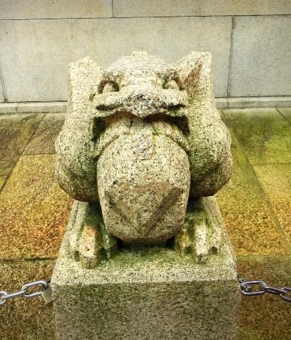 本願寺伝道院_オブジェ1 (2)