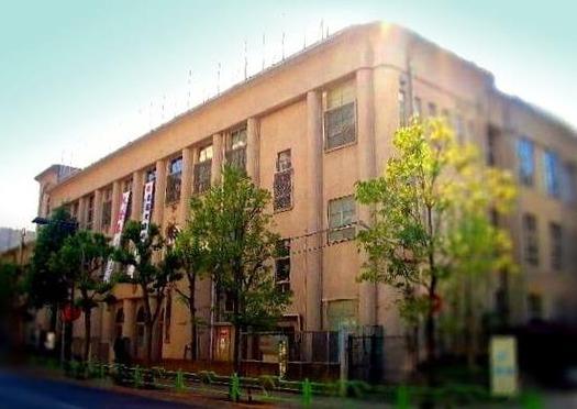 東京都中央区明石町_中央区立明石小学校 (3)