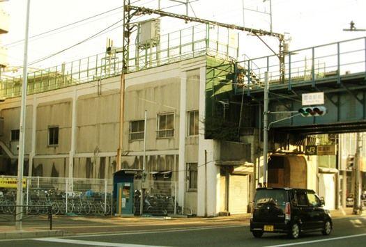 横浜市鶴見区生麦_国道駅0109