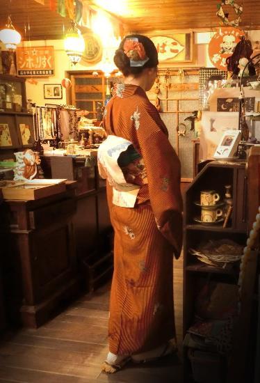 2017新春キモノコーデ (5)