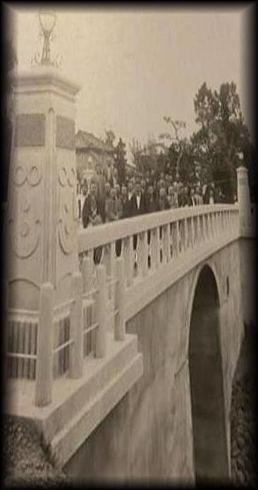 戦前の二の丸橋