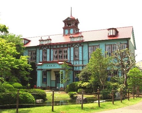 東松山市_旧制松山中学校校舎 (3)