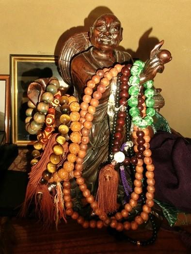 父の数珠コレクション (1)