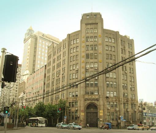 上海_裏バンド_旧国華銀行ビル (1)