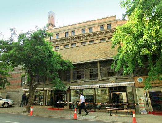 201206大連_ヤマトホテル (1)