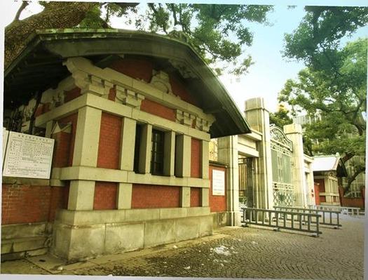 東京大学本郷キャンパス_本郷正門及び門衛所 (3)