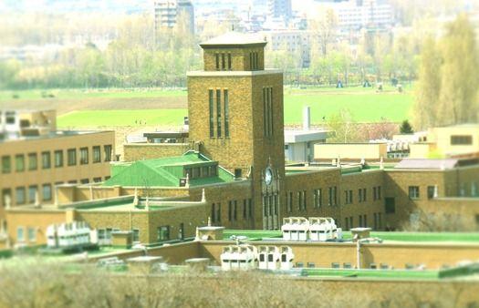 旧北海道帝国大学農学部本館 (3)