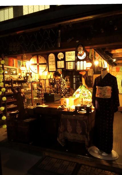 柳町祭り_夜の花園商店 (2)