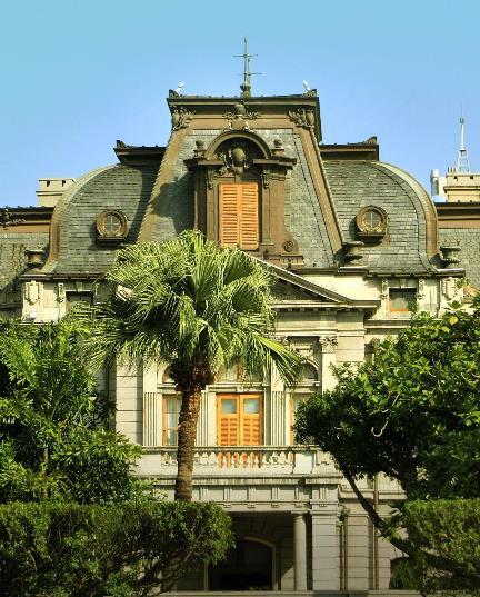 台北_旧総督官邸 (1)