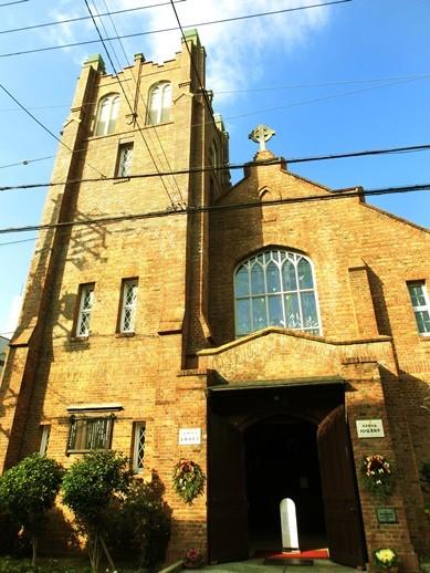川口基督教会 (7)
