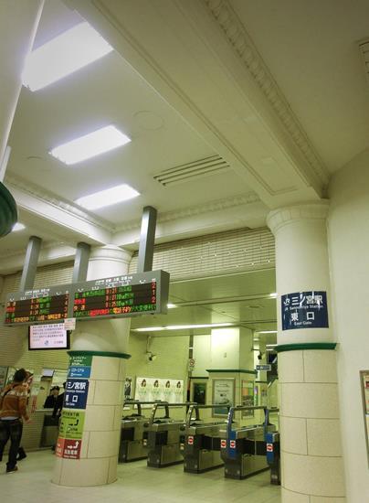 阪急電鉄神戸三ノ宮駅 (5)