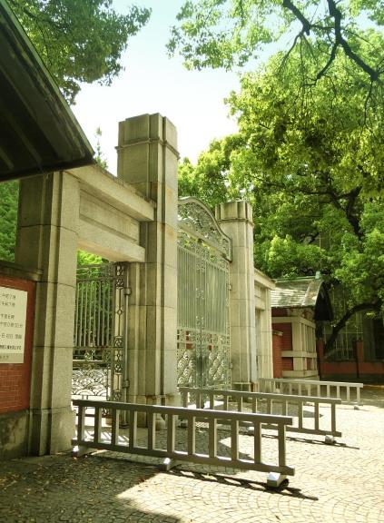 東京大学本郷正門及び門衛所 (2)