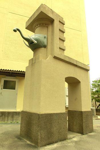 旧市立動植物園の門S10 (1)