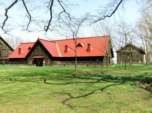 札幌農学校第2農場_牧牛舎 (4)