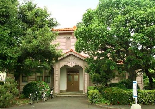 九州大学箱崎キャンパス_旧演習林本部 (2)