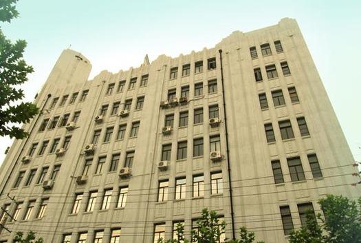 上海_裏バンド_旧中国墾業銀行ビル (3)