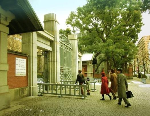 東京大学本郷キャンパス_本郷正門及び門衛所 (1)