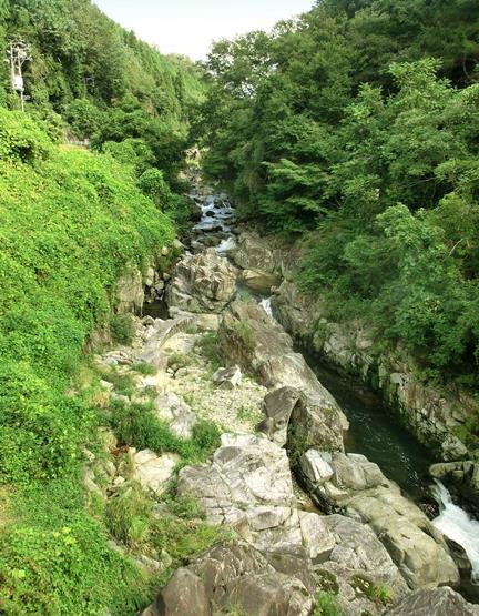 岐阜県恵那市笠置町毛呂窪_大井ダム (3)