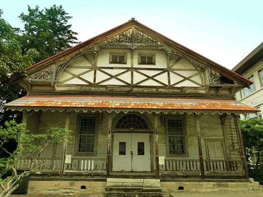 旧山形師範学校旧館 (6)