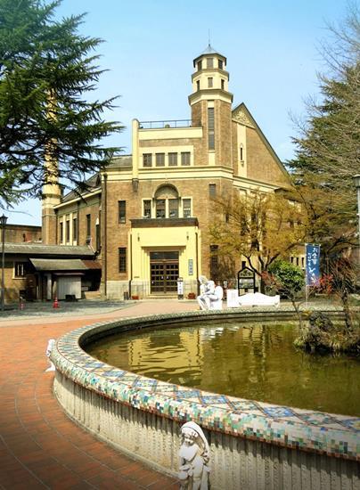 諏訪市_片倉館