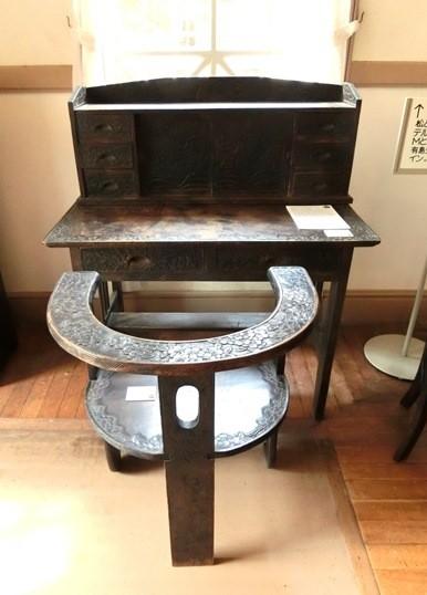 軽井沢彫展 (1)