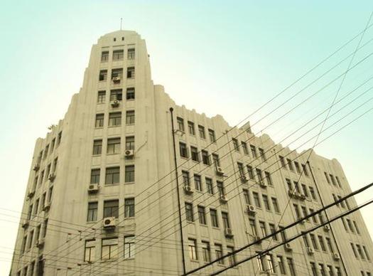 上海_裏バンド_旧中国墾業銀行ビル (5)
