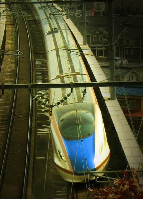 秋和の新幹線絶景スポット (4)