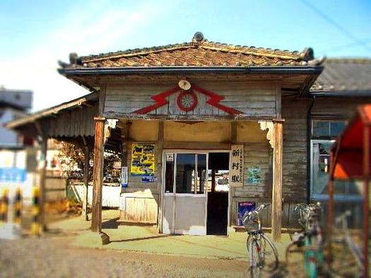 松本市新村_新村駅舎 (2)