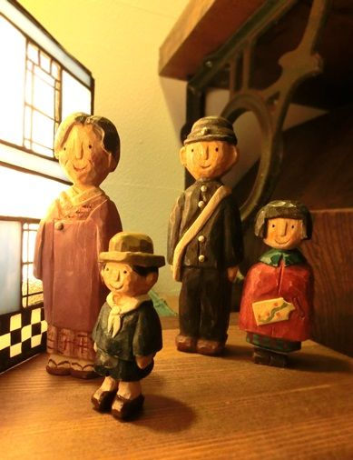 戦前の家族 (4)