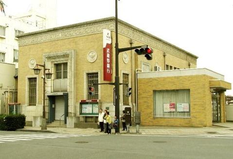 武蔵野銀行行田支店