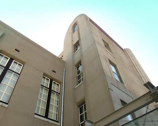 旧逓信省下関電信局電話課庁舎 (6)