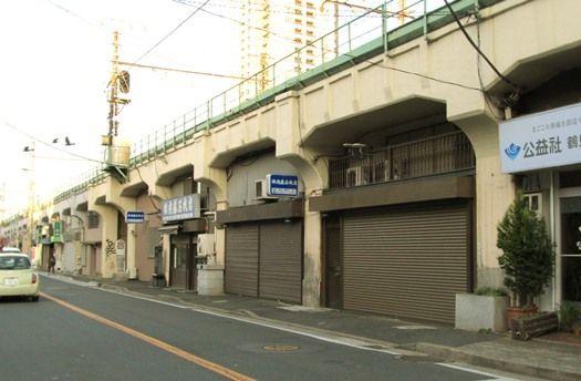 横浜市鶴見区生麦_国道駅0111