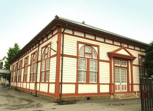 栃木市入舟町_栃木高校講堂M43 (2)