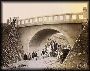 戦前の水泉橋