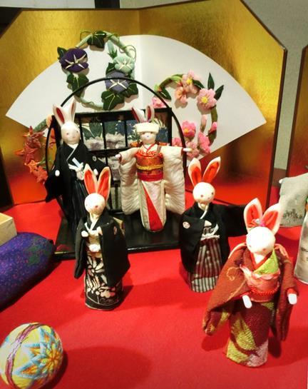 布遊び_うさぎの結婚式 (3)