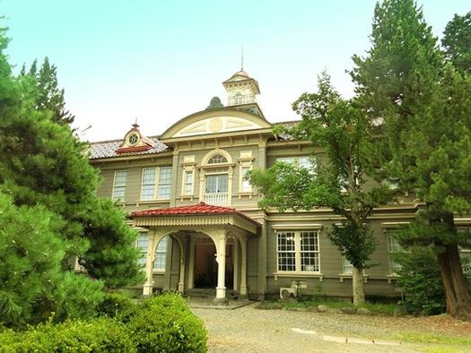 旧山形師範学校旧館 (3)